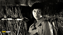 A still #18 from Seven Samurai with Keiko Tsushima