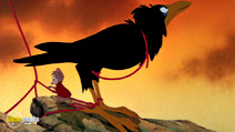 Still #2 from The Secret of NIMH