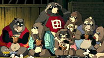 Still #1 from Pom Poko