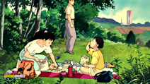 Still #4 from Pom Poko