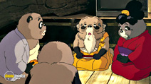 Still #8 from Pom Poko
