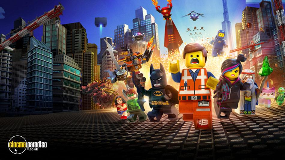 The Lego Movie online DVD rental