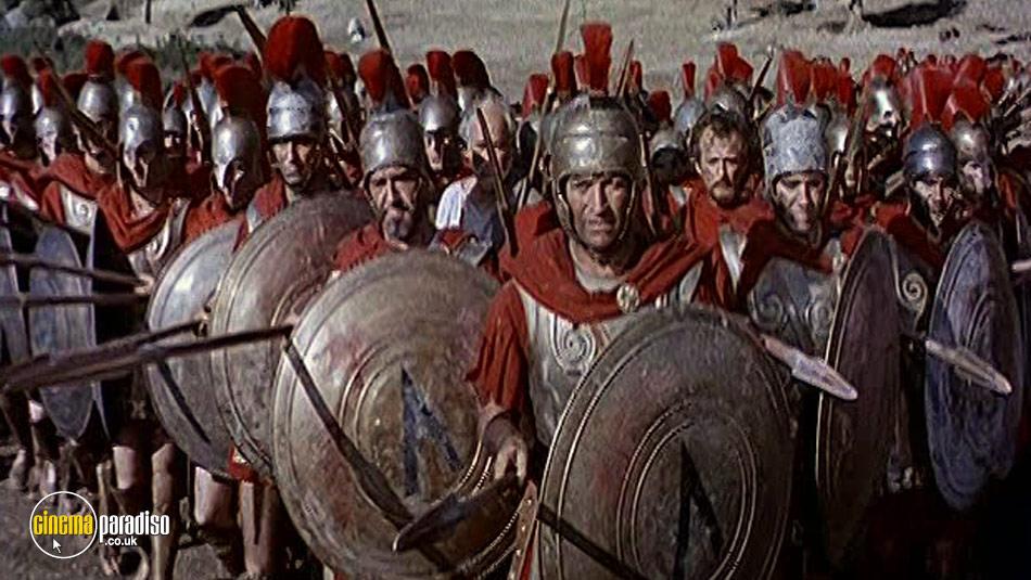 The 300 Spartans online DVD rental