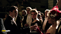 A still #3 from Dracula: Series 1 with Ben Miles, Jonathan Rhys-Meyers, Robert Bathurst and Katie McGrath