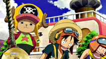 Still #8 from One Piece: Strong World