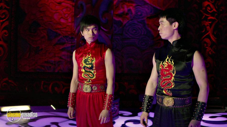 Man of Tai Chi online DVD rental
