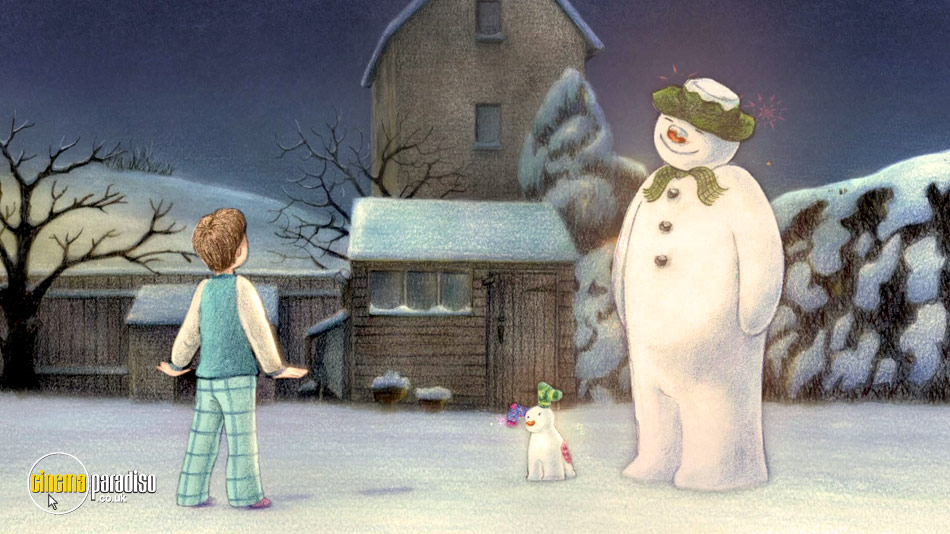 The Snowman and the Snowdog online DVD rental