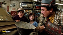 A still #17 from Matilda with Mara Wilson and Brian Levinson
