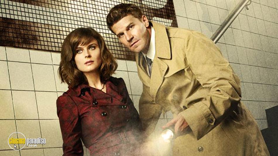 Bones: Series 7 online DVD rental