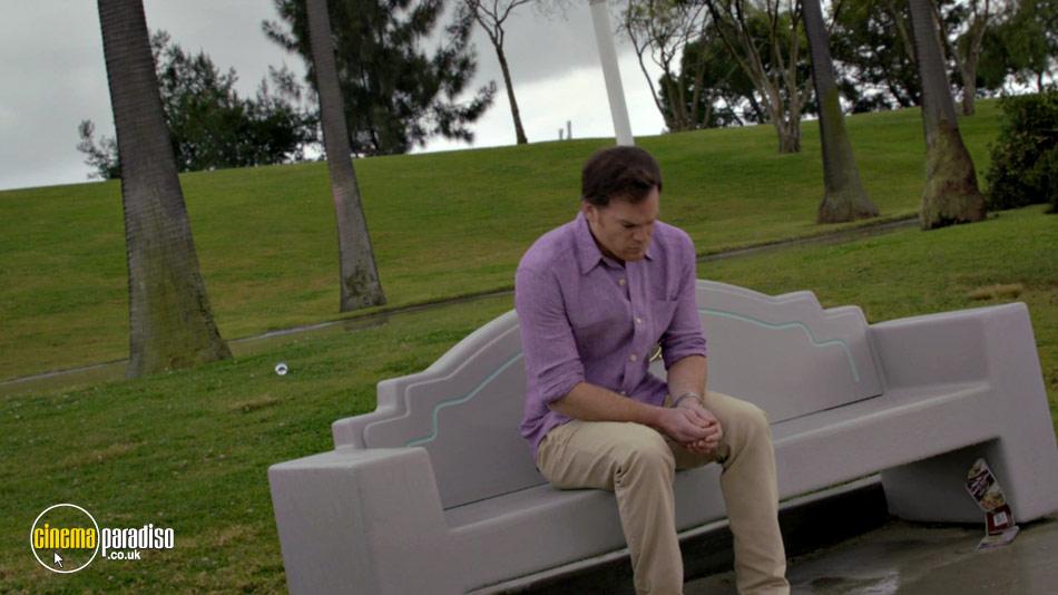 Dexter: Series 8 online DVD rental
