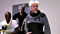 A still #13 from Zoolander with Will Ferrell and Nathan Lee Graham