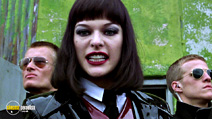 A still #15 from Zoolander with Milla Jovovich