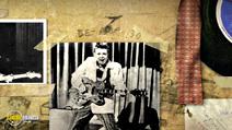 Still #4 from Jimi Hendrix: Voodoo Child