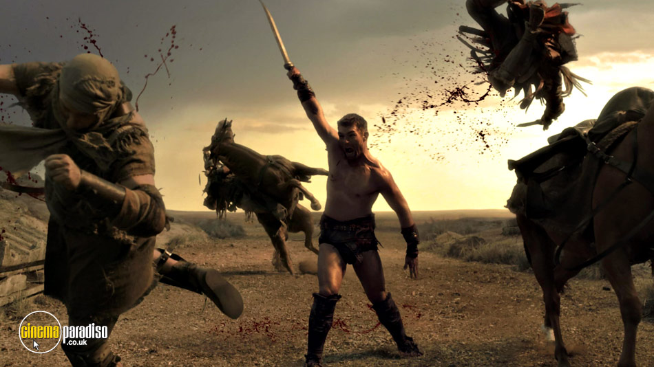 Spartacus: Vengeance: Series 2 (aka Spartacus: Vengeance) online DVD rental