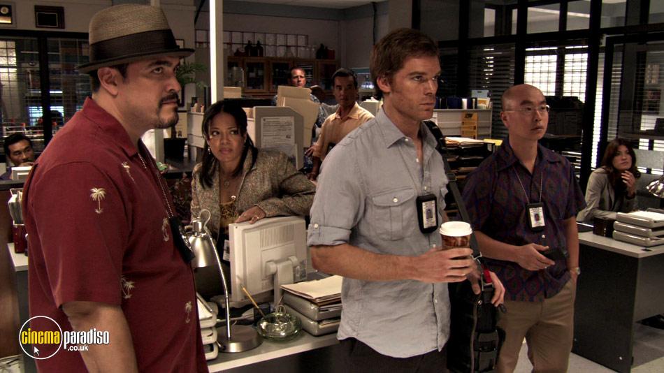 Dexter: Series 2 online DVD rental