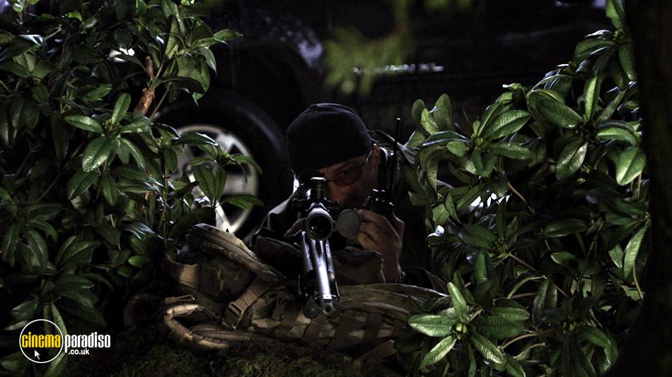 Soldier of Vengeance online DVD rental