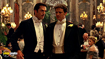 A still #21 from The Importance of Being Earnest with Colin Firth and Rupert Everett