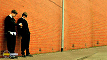 A still #1 from Spike Island (2012) with Elliott Tittensor and Nico Mirallegro