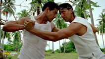 A still #7 from Housefull 2 (2012) with John Abraham and Akshay Kumar