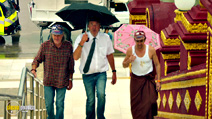 Still #8 from Top Gear: The Burma Special