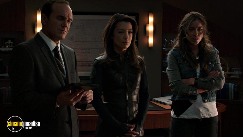 Agents of S.H.I.E.L.D.: Series 1 (aka Marvel's Agents of S.H.I.E.L.D.) online DVD rental