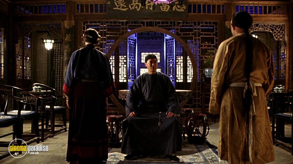 The Legend (aka Fong Sai Yuk) online DVD rental