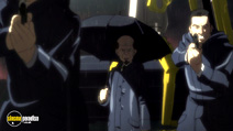 Still #1 from Ghost in the Shell Arise: Borders: Parts 1 and 2