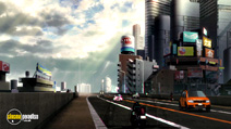 Still #8 from Ghost in the Shell Arise: Borders: Parts 1 and 2