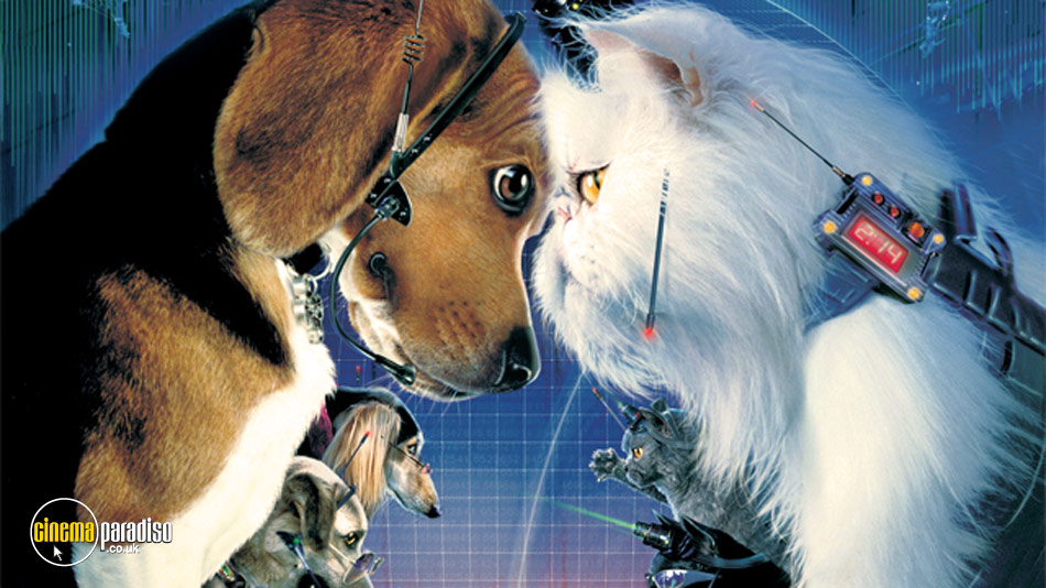 Cats and Dogs online DVD rental