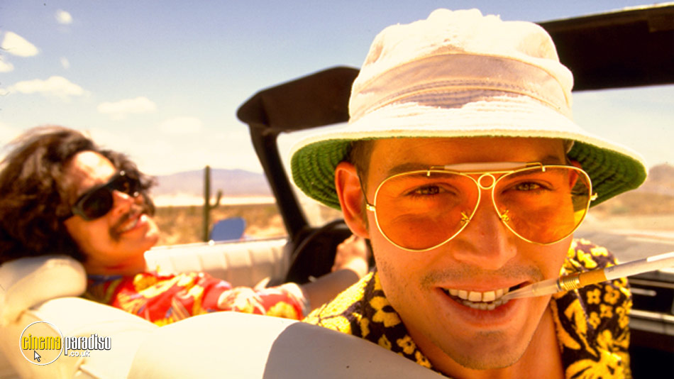Fear and Loathing in Las Vegas online DVD rental
