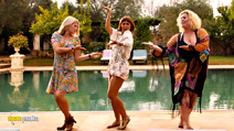 A still #3 from Walking on Sunshine (2014) with Annabel Scholey and Hannah Arterton