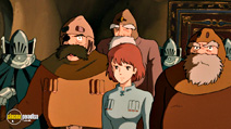 Still #8 from Nausicaa of the Valley of the Wind