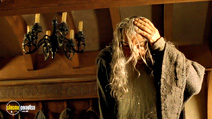 A still #17 from The Lord of The Rings: The Fellowship of The Ring with Ian McKellen