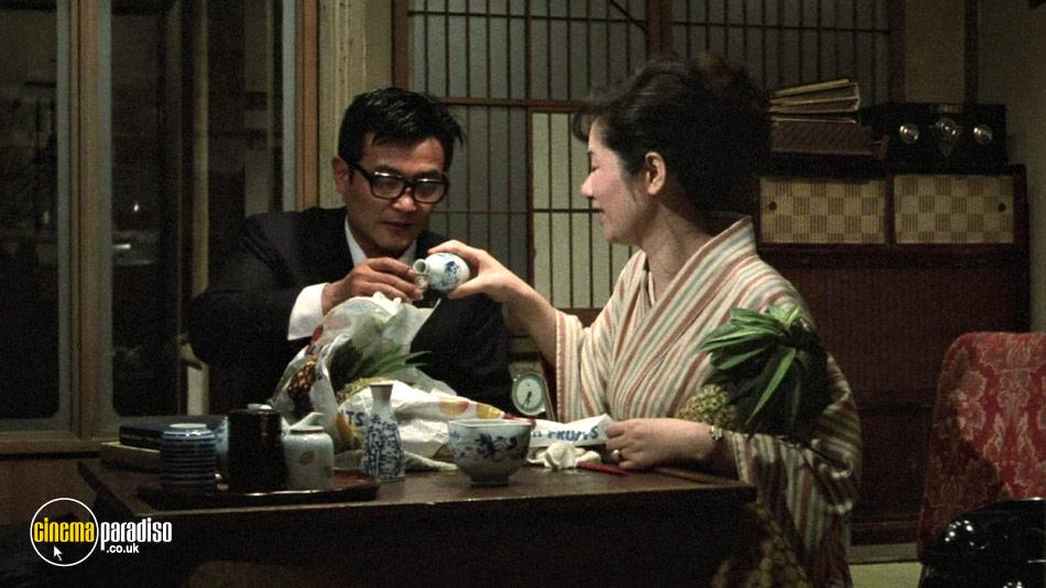 Vengeance Is Mine (aka Fukushû suru wa ware ni ari) online DVD rental