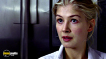 A still #14 from Doom with Rosamund Pike
