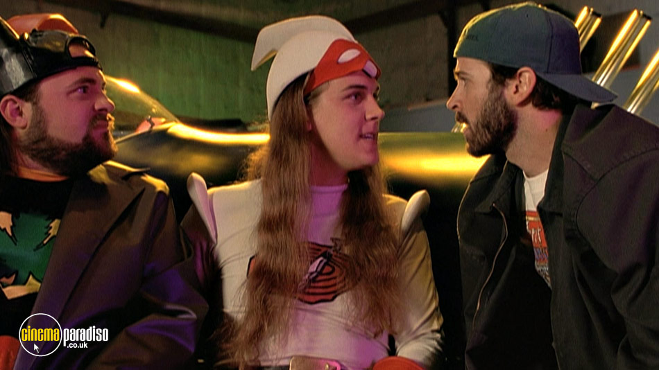 Jay and Silent Bob Strike Back online DVD rental