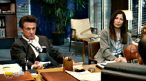 A still #18 from The Interpreter with Sean Penn and Catherine Keener