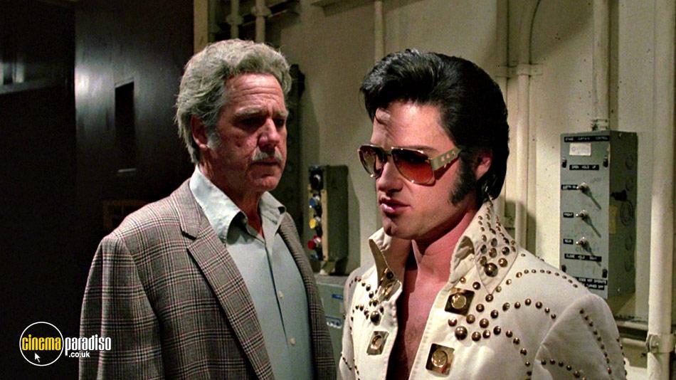 Elvis online DVD rental