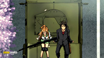 Still #6 from High School of the Dead: The Complete Series and Drifters of the Dead