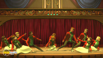 Still #2 from The Swan Princess Christmas