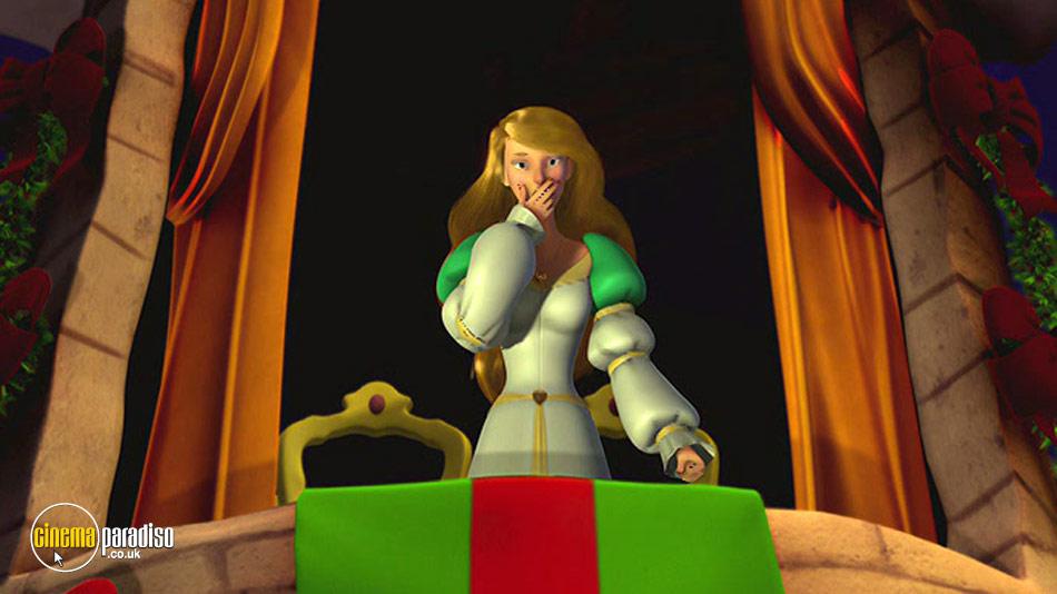 The Swan Princess Christmas online DVD rental