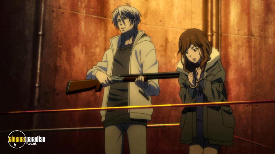 Psycho-Pass: Series 1: Part 1 (aka Saiko Pasu) online DVD rental