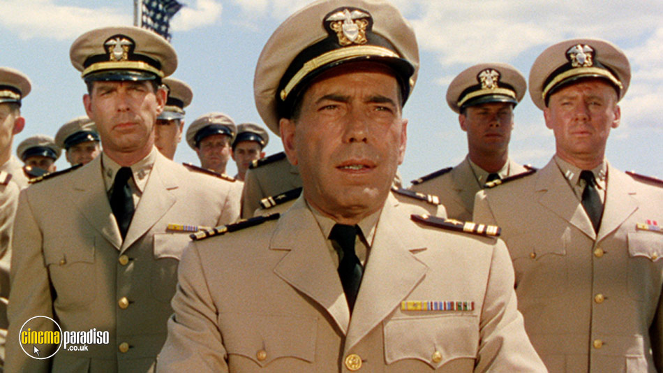 The Caine Mutiny online DVD rental