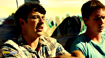A still #17 from The Inbetweeners 2 with Simon Bird