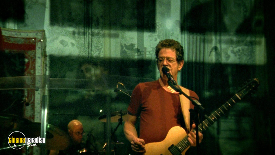 Lou Reed: Berlin online DVD rental