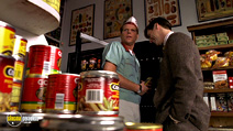 A still #16 from The Truman Show with Noah Emmerich