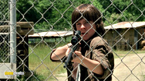A still #21 from The Walking Dead: Series 4 with Chandler Riggs