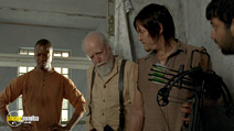 A still #20 from The Walking Dead: Series 4
