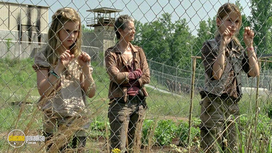 The Walking Dead: Series 4 online DVD rental