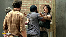 A still #16 from The Walking Dead: Series 4 with Norman Reedus